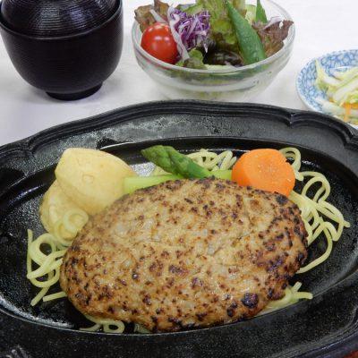自家製ハンバーグステーキ  1,760円