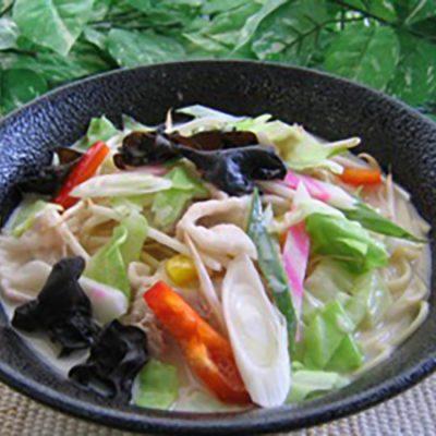 ちゃんぽん麺  ¥1,452