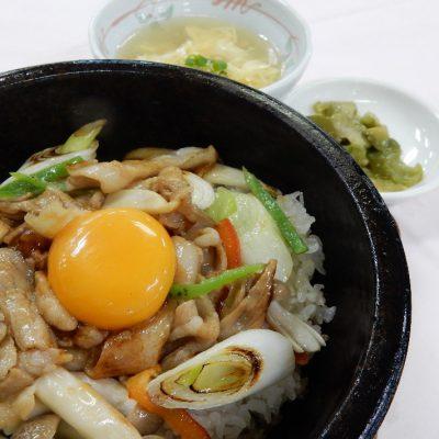 那須そがのや三元豚の石焼豚肉丼 ¥1,500