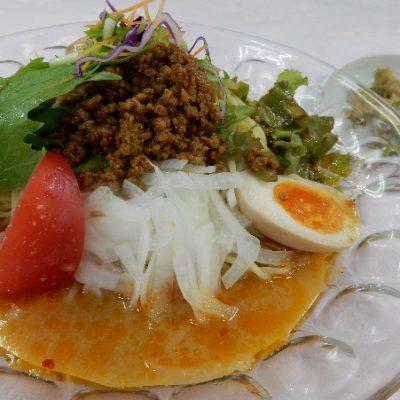 特選冷し担々麺  ¥1,450